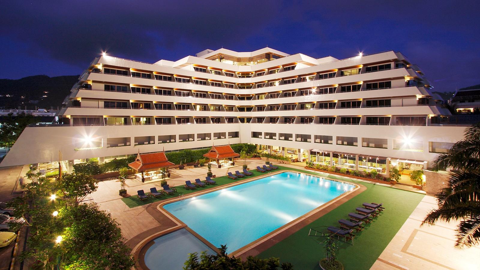 パトンリゾートホテル
